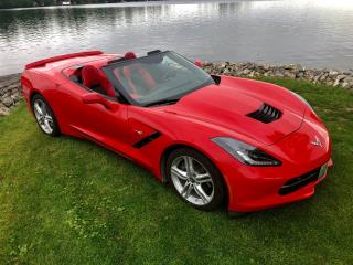 Used 2016 Chevrolet Corvette 2LT only 36500 km for sale in Perth, ON