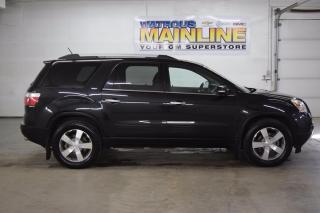 Used 2011 GMC Acadia SLT for sale in Watrous, SK