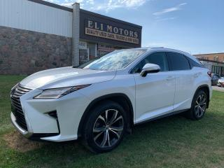 Used 2016 Lexus RX 350 EXECUTIVE  AWD NAVI PANO ROOF 360 CAMERA for sale in North York, ON