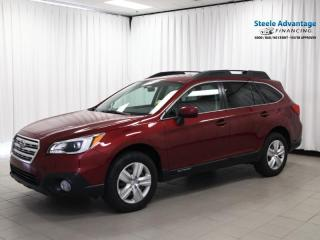 Used 2017 Subaru Outback 2.5i - Heated Seats, Bluetooth, Satellite Radio and more! for sale in Dartmouth, NS