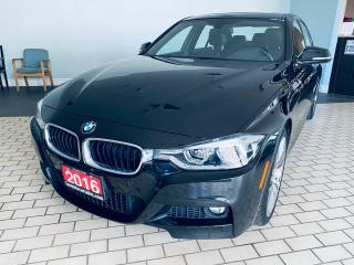Used 2016 BMW 3 Series 328i XDRIVE M-PACKAGE FULLY LOADED $26999 for sale in Brampton, ON