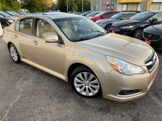 Used 2010 Subaru Legacy Limited Moon for sale in Scarborough, ON