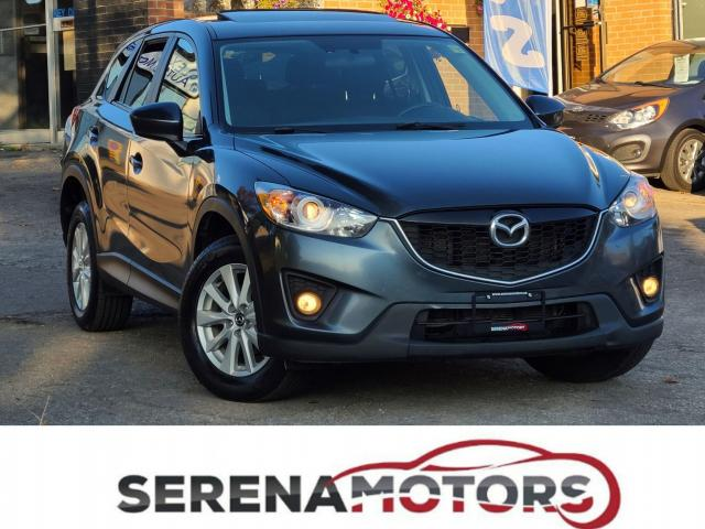 2013 Mazda CX-5 GS-SKY | AUTO | AWD | SUNROOF | NO ACCIDENTS