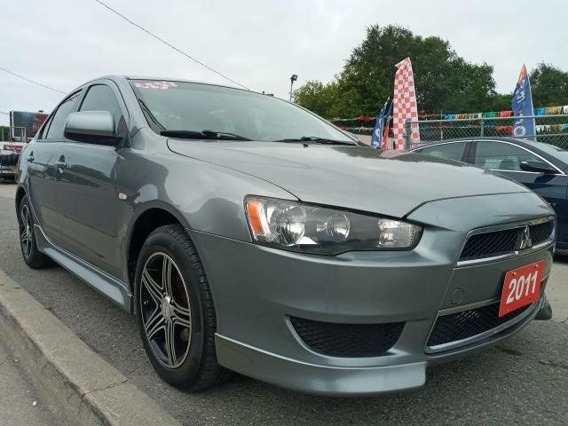 2012 Mitsubishi Lancer SE-EXTRA CLEAN-BLUETOOTH-4 CYL-AUX-ALLOYS-MUST SEE