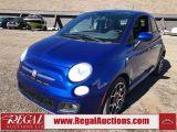 Photo of Blue 2012 Fiat 500