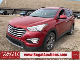 Photo of Red 2013 Hyundai Santa Fe XL
