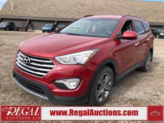 Used 2013 Hyundai Santa Fe XL Premium 4D UTILITY AWD 3.3L for sale in Calgary, AB