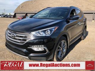 Used 2018 Hyundai Santa Fe Sport Limited 4D UTILITY AWD 2.0L for sale in Calgary, AB