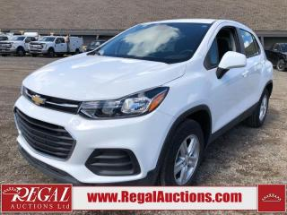 Used 2019 Chevrolet Trax LS 4D Utility AWD 1.4L for sale in Calgary, AB