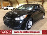 Photo of Black 2012 Hyundai Accent