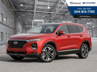 New 2020 Hyundai Santa Fe ULTIMATE AWD for sale in Winnipeg, MB