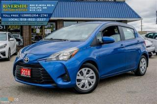 Used 2018 Toyota Yaris LE for sale in Guelph, ON