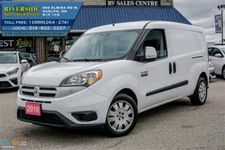 Used 2016 RAM ProMaster City Tradesman SLT for sale in Guelph, ON
