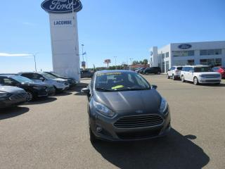 Used 2016 Ford Fiesta SE for sale in Lacombe, AB