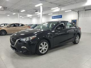 Used 2016 Mazda MAZDA3 GX - GROUPE ELECTRIQUE + JAMAIS ACCIDENTE !!! for sale in Saint-Eustache, QC