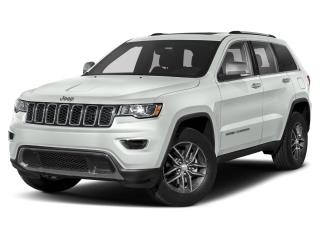 New 2020 Jeep Grand Cherokee Limited X 4x4 for sale in Milton, ON