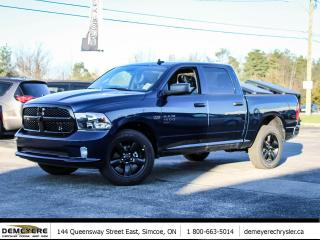 New 2020 RAM 1500 Classic NIGHT EDITION | HITCH for sale in Simcoe, ON