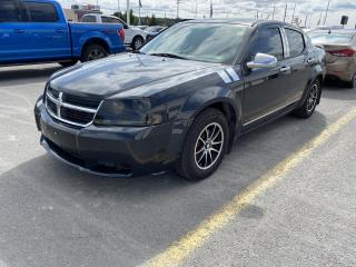 Used 2009 Dodge Avenger SE - HEATED SEATS, LOW KMs, AC for sale in Kingston, ON