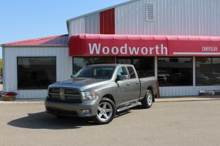 Used 2011 RAM 1500 for sale in Kenton, MB