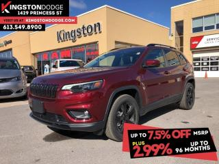 New 2021 Jeep Cherokee Altitude for sale in Kingston, ON