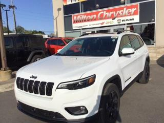 New 2021 Jeep Cherokee ALTITUDE 4X4 / TOW PKG / SUNROOF / SAFETY GRP. for sale in Milton, ON