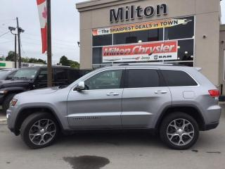 Used 2019 Jeep Grand Cherokee LIMITED 4X4 for sale in Milton, ON