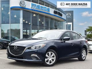 Used 2016 Mazda MAZDA3 GX |ONE OWNER|NO ACCIDENTS|1.99% FINANCING AVAILAB for sale in Mississauga, ON