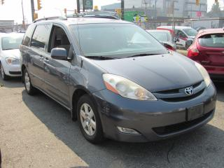Used 2008 Toyota Sienna CE for sale in Vancouver, BC