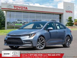 New 2020 Toyota Corolla XSE for sale in Whitby, ON