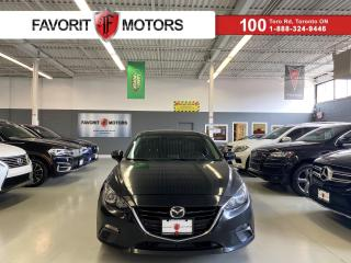 Used 2014 Mazda MAZDA3 GS-SKY TOURING|AUTO|NAV|BACKUPCAM|HEATED SEATS|+++ for sale in North York, ON