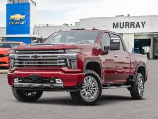 New 2020 Chevrolet Silverado 2500 HD High Country for sale in Winnipeg, MB