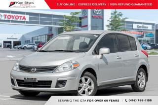 Used 2012 Nissan Versa for sale in Toronto, ON