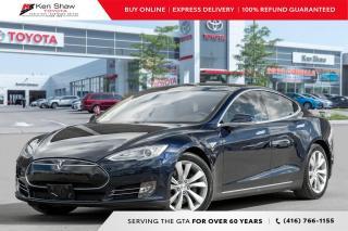 Used 2014 Tesla Model S for sale in Toronto, ON