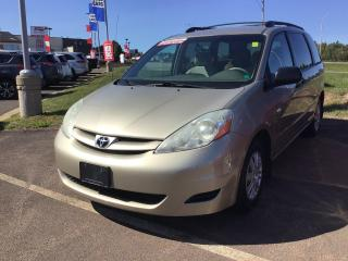 Used 2008 Toyota Sienna CE for sale in Moncton, NB