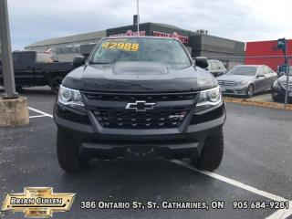 Used 2018 Chevrolet Colorado ZR2  - Low Mileage for sale in St Catharines, ON