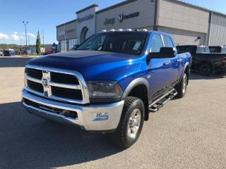 Used 2015 RAM 2500 POWER WAGON,HEATED SEATS,NAVIGATION, for sale in Slave Lake, AB