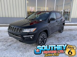 New 2021 Jeep Compass Sport for sale in Southey, SK