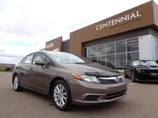 Used 2012 Honda Civic Sdn EX for sale in Charlottetown, PE