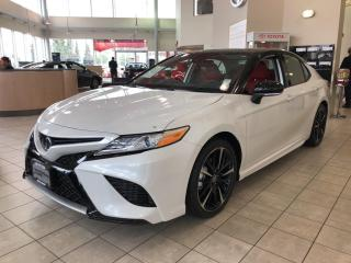 New 2020 Toyota Camry XSE for sale in North Vancouver, BC