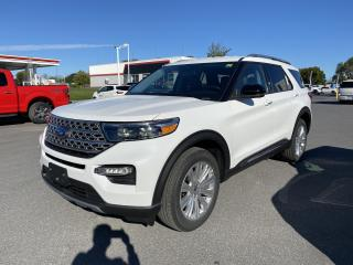 New 2020 Ford Explorer Limited 4WD for sale in Kingston, ON