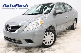 Used 2013 Nissan Versa SV *AUTO *BERLINE *A/C *GR-ELECTRIQUE *CRUISE for sale in Saint-Hubert, QC