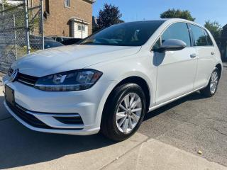 Used 2020 Volkswagen Golf 5-door Auto for sale in Hamilton, ON