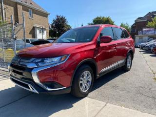 Used 2019 Mitsubishi Outlander ES AWC for sale in Hamilton, ON