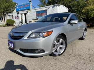 Used 2013 Acura ILX 4dr Sdn 2.4L Manual, BACK UP CAMERA, accident feeee for sale in Brampton, ON
