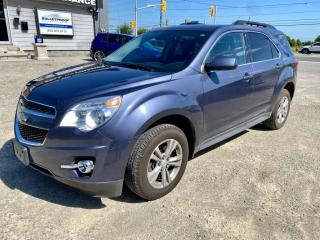 Used 2013 Chevrolet Equinox AWD 4dr LT w/2LT, leather, bluetooth for sale in Halton Hills, ON