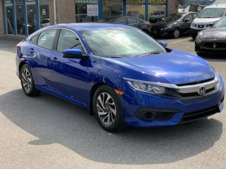 Used 2017 Honda Civic Sedan 2017 Honda Civic EX SUNROOF /ONE YEAR WARRANT INCLUDED for sale in Brampton, ON