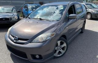 Used 2007 Mazda MAZDA5 4dr Wgn GT /6 MONTH WARRANTY INCULDED for sale in Brampton, ON