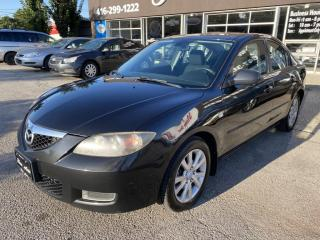 Used 2007 Mazda MAZDA3 I Sport for sale in Scarborough, ON
