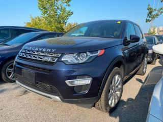 Used 2016 Land Rover Discovery Sport HSE Luxury for sale in Scarborough, ON