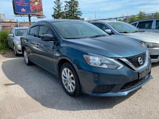 Used 2018 Nissan Sentra 1.8 for sale in Scarborough, ON